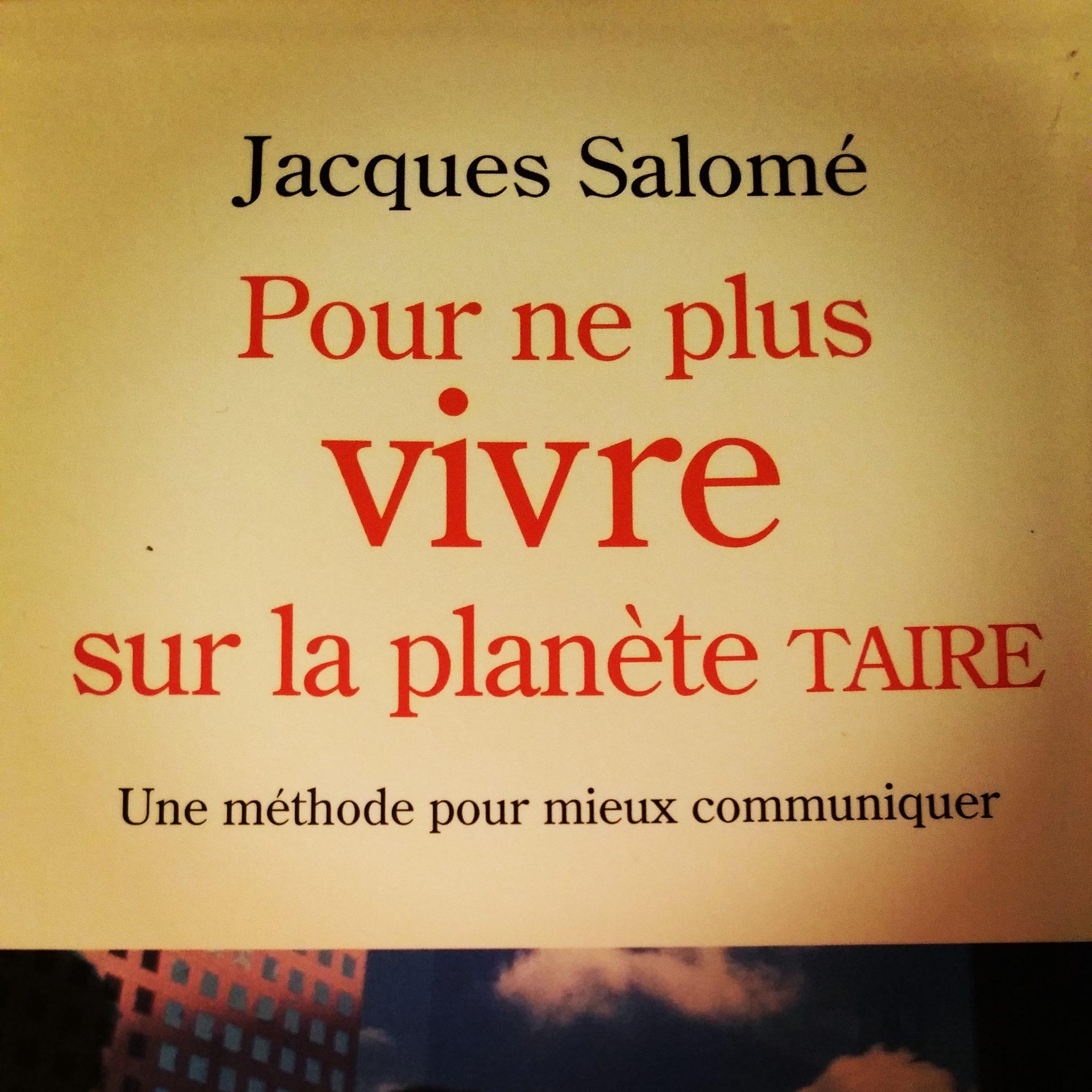 Lecture Jacques Salomé